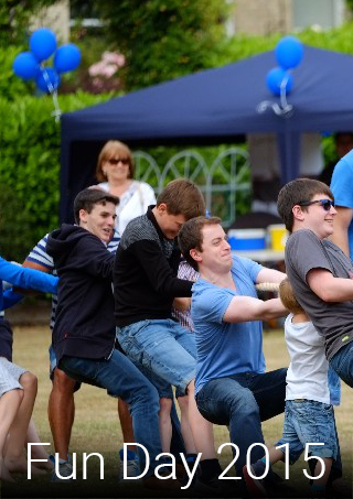 Langley Park Fun day 2015